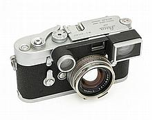 Leica M3 Double Stroke + Summilux 1.4/35 with