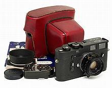 Leica M4 black Chrome + Summicron 2/35