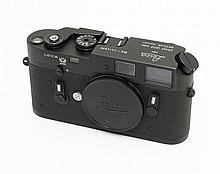 Leica M4 50 Years Black Paint