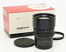 Leica M Summilux 1.4/75
