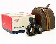Leica M Summilux 1.4/35mm  Black