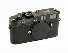 Leica M4-2 black Leitz Logo MADE IN CANADA LOGO