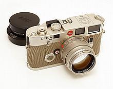Leica M6 PLATINUM 150 years photography 75 JAHRE