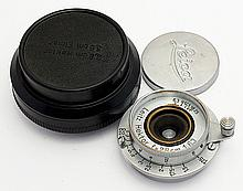 Leica SM Hektor 6.3/28 mm