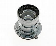 Leica SM rigid Summar Chrome 2/5cm