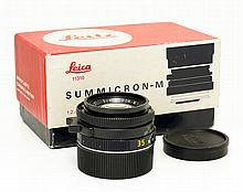 Leica M Summicron 2/35 mm