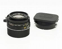 Leica M Summicron 2/35 mm  70 years (1913-1983)