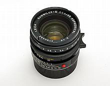 Leica M Summilux 1.4/35 mm Aspherical E46 first