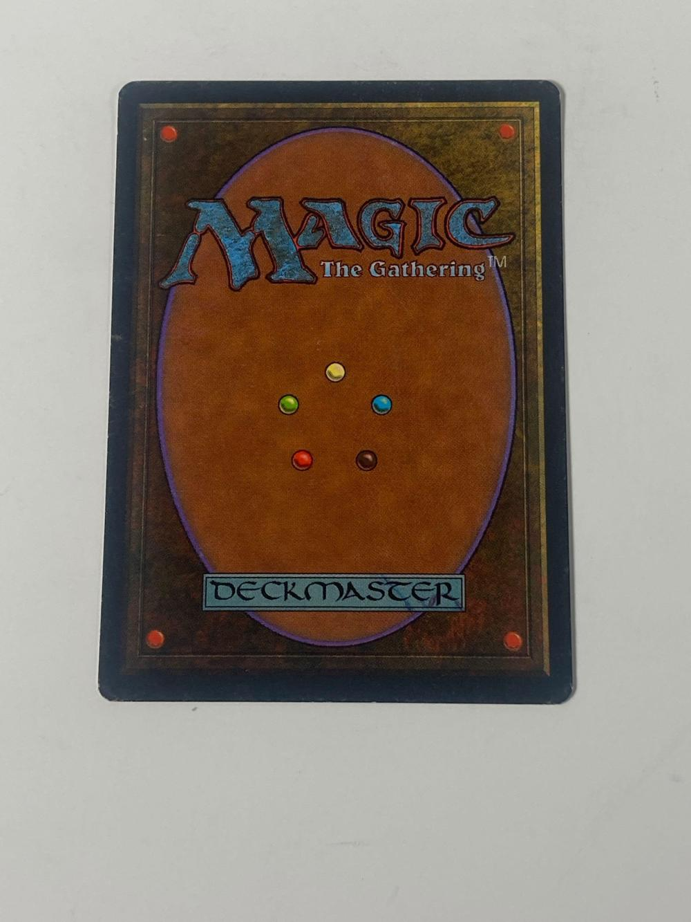 Magic The gathering 3rd Edition Taiga MTG