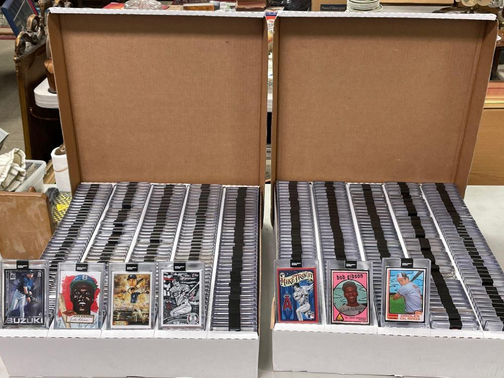 Topps Project 2020 Complete Base Set #1-400