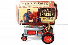 MARX FIX-ALL TRACTOR W/BOX