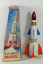 JAPANESE MARS 3 SPACE ROCKET