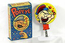 1959 CHEIN SPARKLING POPEYE W/BOX