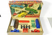 TOOTSIETOY PLAYTIME BILD-A-TRUCK SET W/BOX