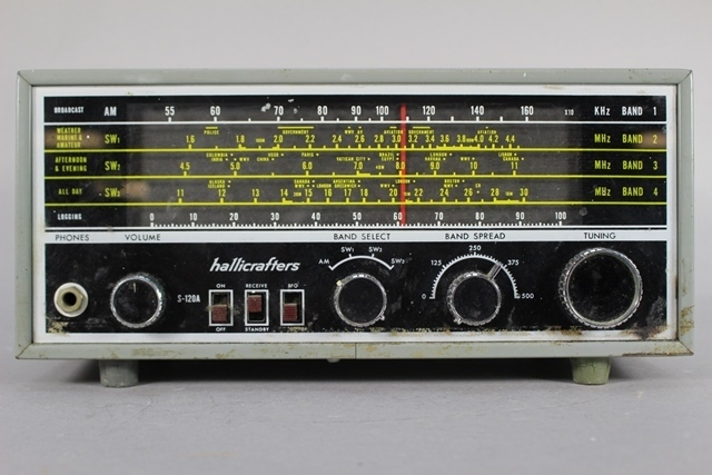 Vintage Hallicrafters Cr 44 Ranger 18510492 likewise Hallicrafters Receiver likewise Hallicrafter S 120a And Regency Signal Booster Db 154 C 2644620b7c also 011715 moreover 7th Cavalry. on hallicrafters s 120 for sale