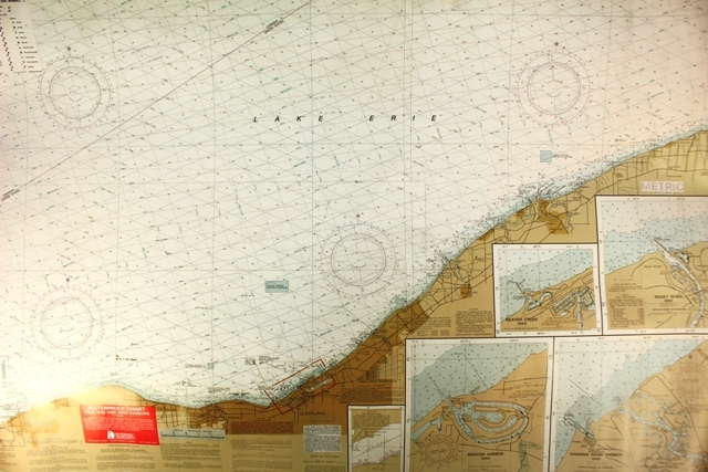 Large Collection of Assorted Maps and Navigation Charts