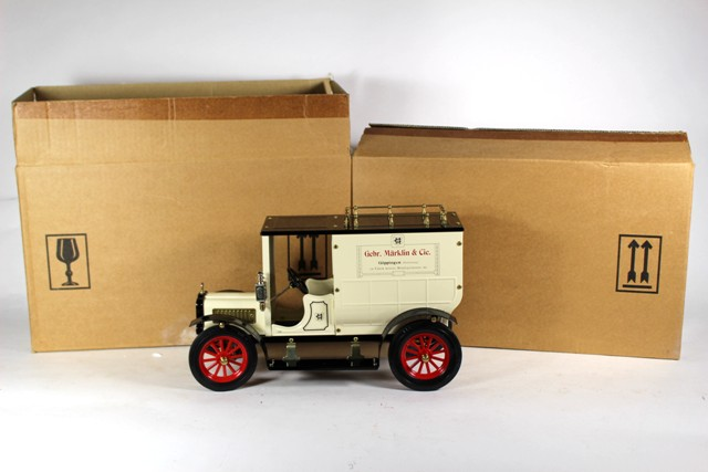 1920's Carrette Toys Marklin Delivery Truck C-9320