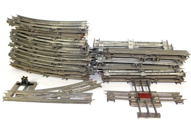 36 Assorted Pieces of Standard Gauge Track