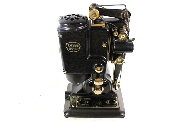 The AMPRO Precision Projector 16mm Film