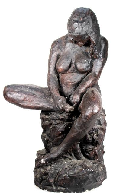Mike Roe Skop Contemporary Nude Sculpture