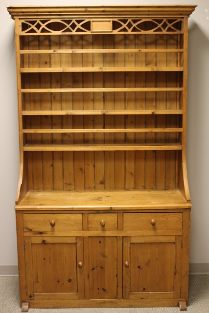 20th Century Pine Welch Cupboard