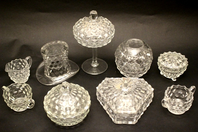 Fostoria Glass Co. American Pattern