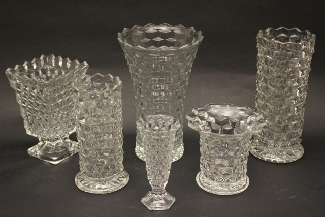 Fostoria Glass Co. American Pattern