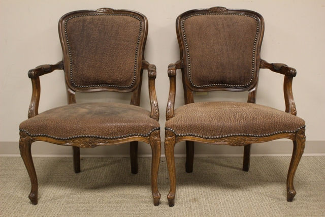 Pair of Mid 20th Century Fireside Chairs