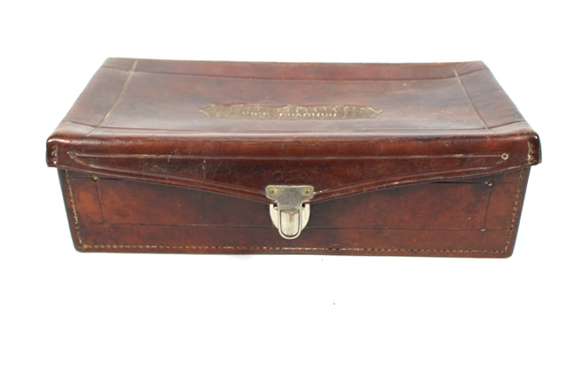 Hamley & Co. Vintage Leather Case
