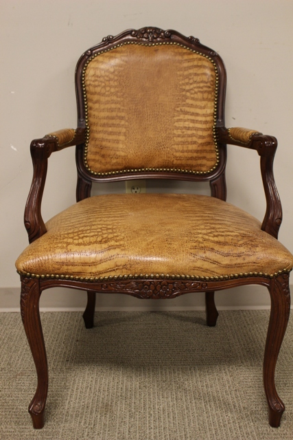 Late 20th Century Decorator Chair