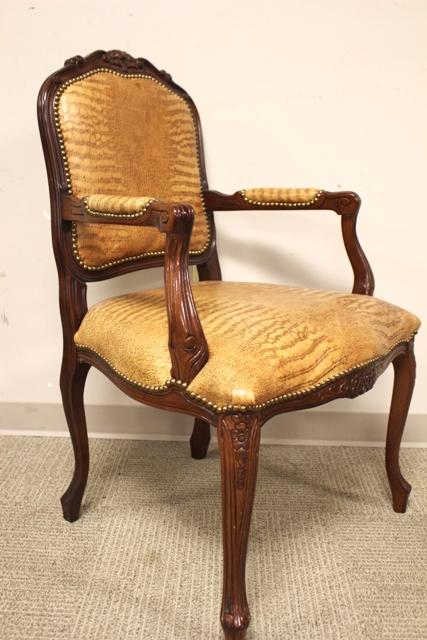 Late 20th Century Decorator Chair