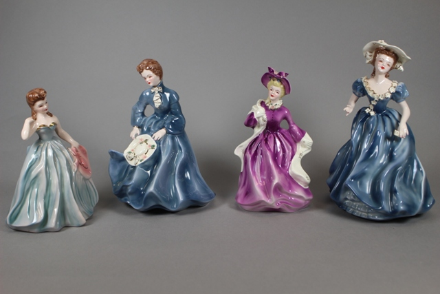 Florence Ceramics Ethel, Annabel, Grace & Nancy