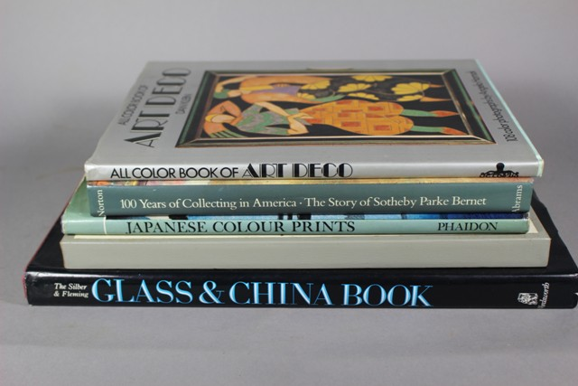 Herb Jackson Signed Book and Other Art Reference Books