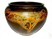 Roseville Pottery Rosecraft Jardinire 607-10