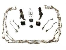 Sterling Jewelry Group Lot Collection