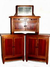 Matching Doll Size Quality Bedroom Furniture