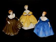 Three Doulton Last Waltz, Nina & Geraldine