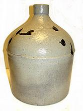Stoneware Spotted Slip Glaze Decoration Jug