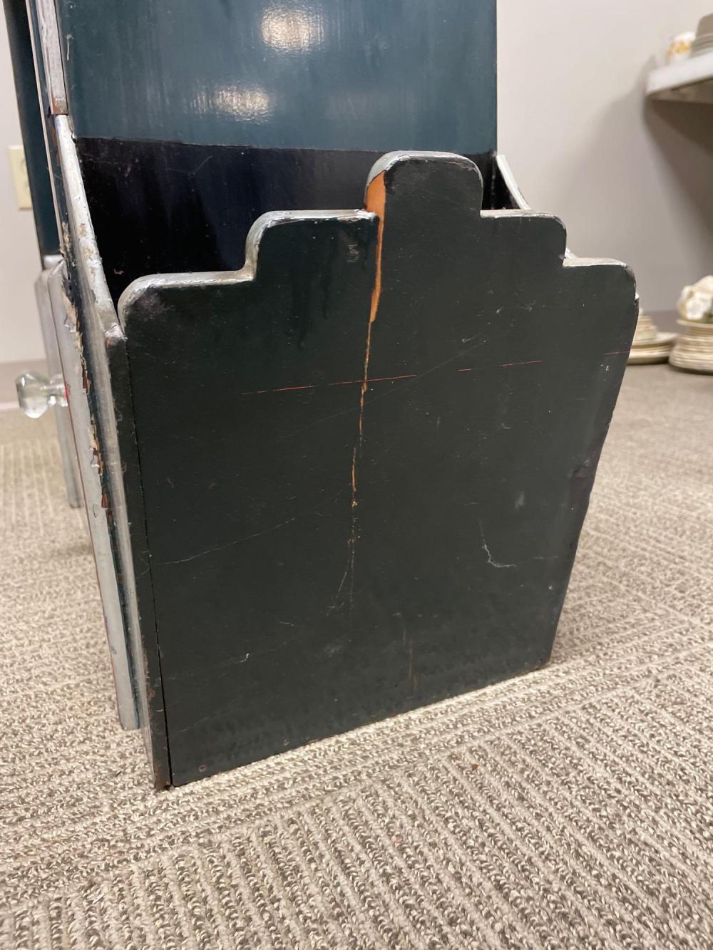 American ART DECO Book Shelf