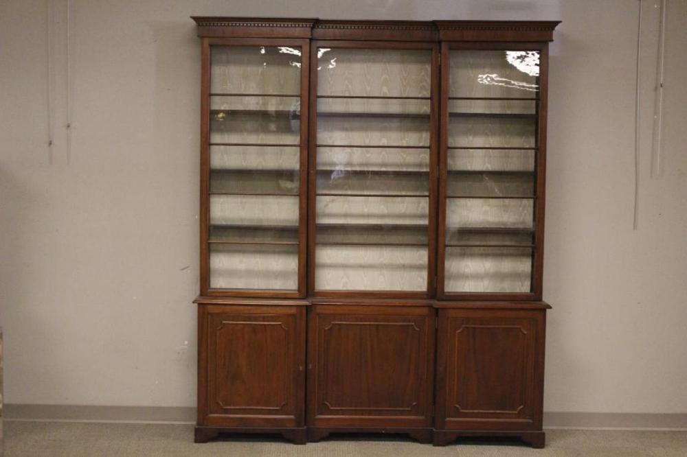 Fine Mid19th C. French Empire Bookcase