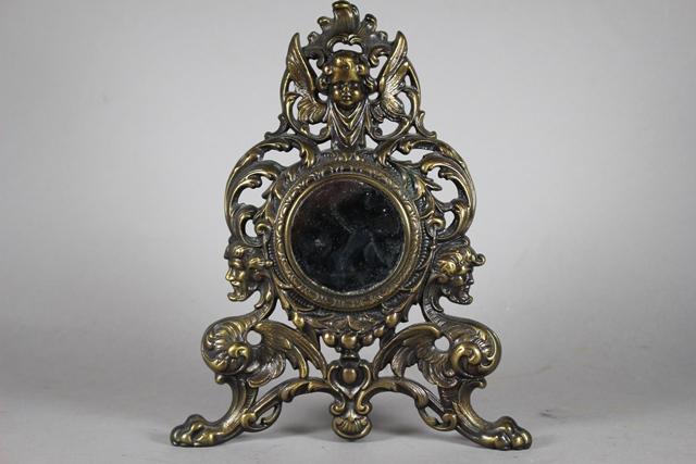 Greek Mythology Decorated Dresser Mirror