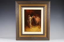 Unreserved Art, Paintings, Watercolors, Lithographs and Prints