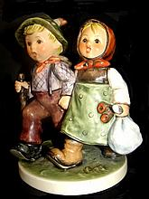 Hummel Figurine  ''Going Home'' #383 TMK 7