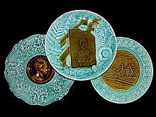 Villeroy & Boch Majolica Cameo Plates