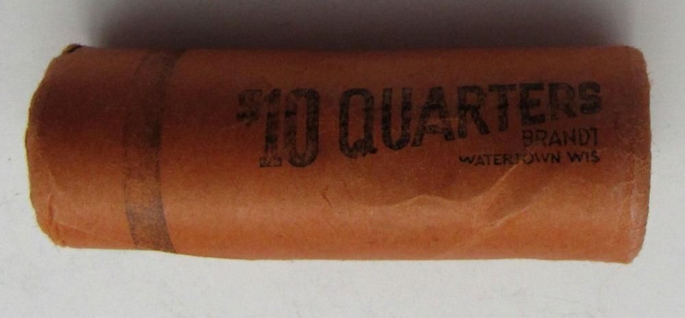 Lot 99: 1959 WASHINGTON QTR BU ROLL - ORIGINAL