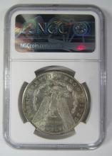 Lot 169: 1897-S Morgan Silver Dollar $ NGC MS 62