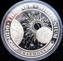 Lot 230: 1999-2000 Kirabati First Coins of New Millennium