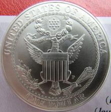 Lot 236: 2008 Bald Eagle US Mint Silver Coin and Medal Set