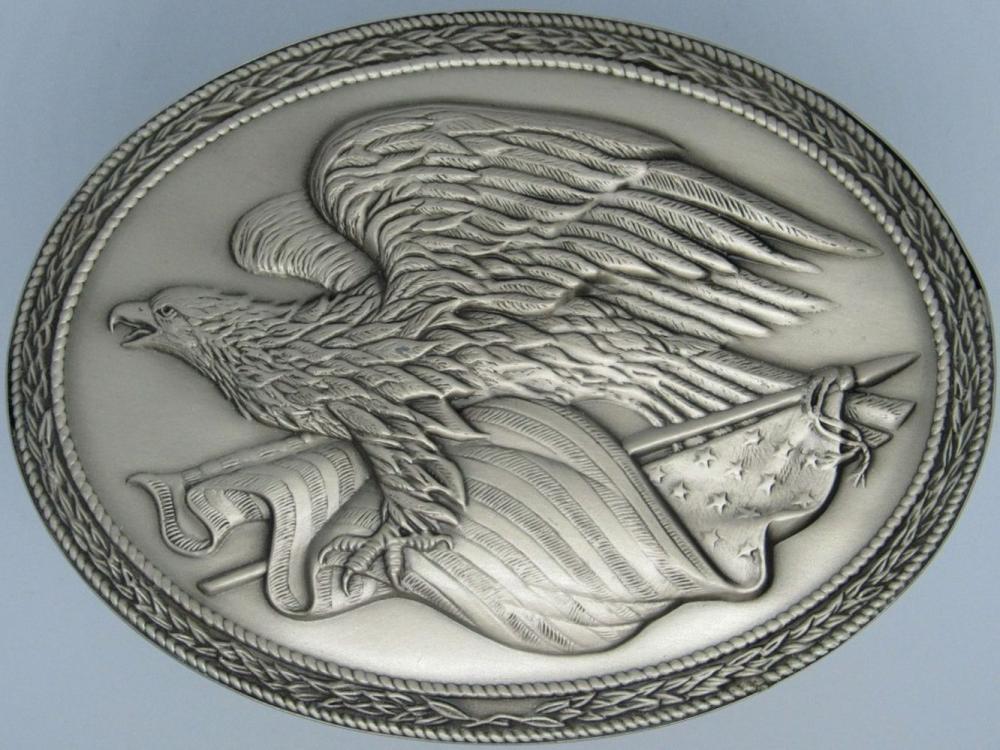 Lot 248: Franklin Mint American Freedom Box Sterling Silver