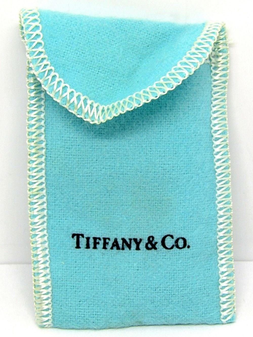 TIFFANY & CO STERLING MEN'S MONEY CLIP
